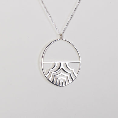 Mesa Waterfall Pendant