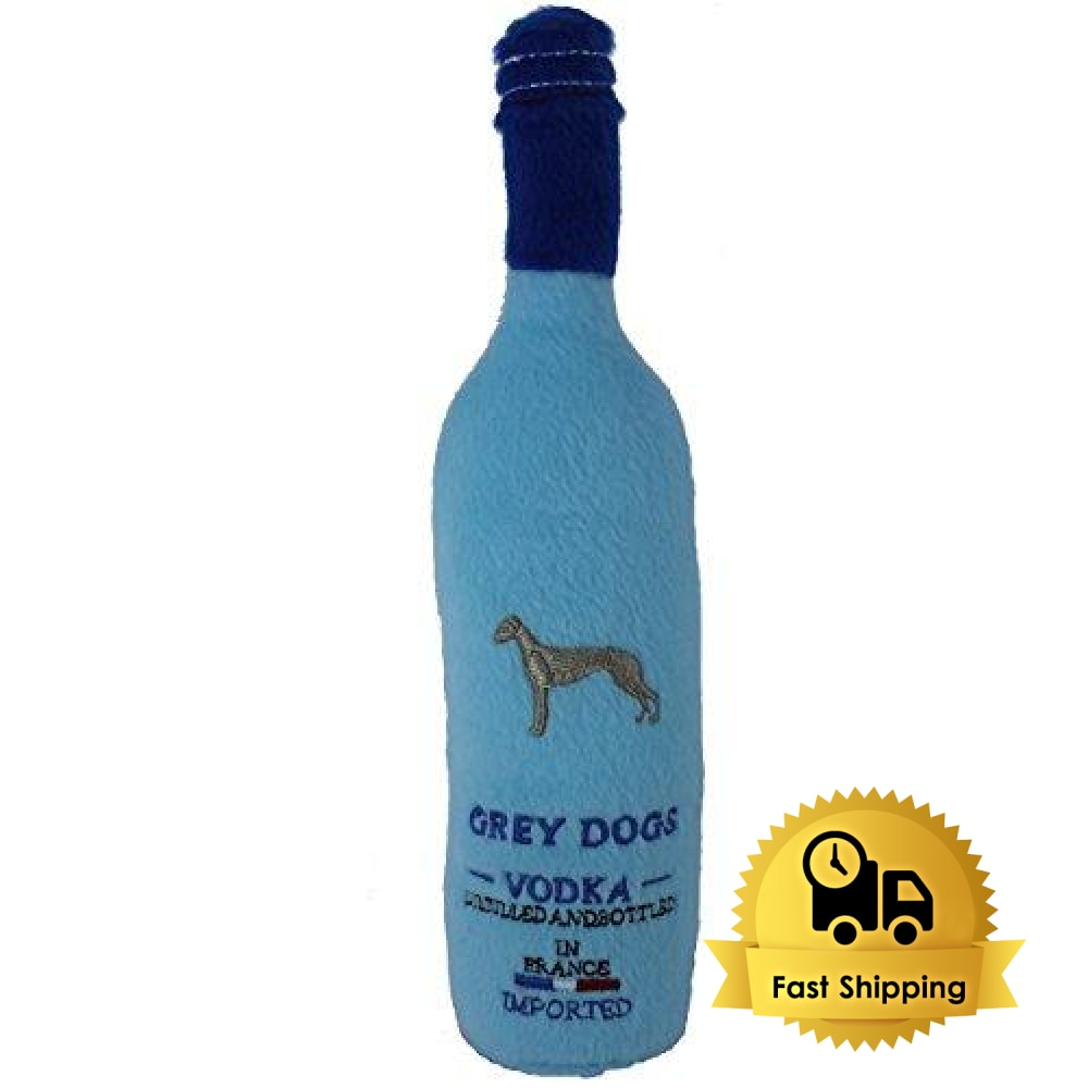 Grey Dogs Vodka Toy Dog