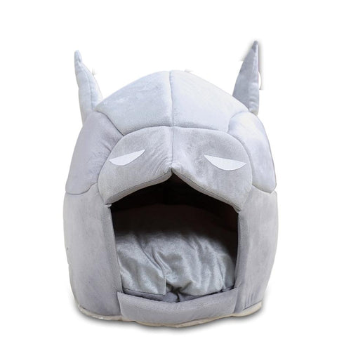 batman funny cat bed sirwoofwoof