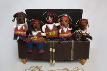 Load image into Gallery viewer, Pirate Dog Costume Halloween