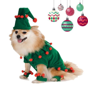 Christmas Elf Costume