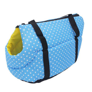 Dotted Dog Carrier