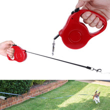 Load image into Gallery viewer, Automatic Retractable Dog Leash