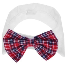 Load image into Gallery viewer, Plaid Bow Tie