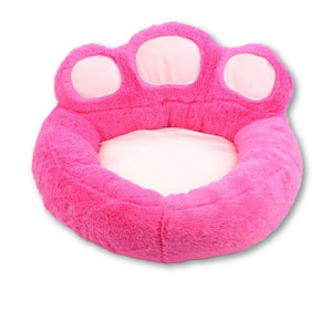 Bear Paw Sleeping Bed