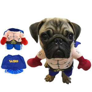 Boxer Dog Costume