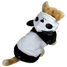 Load image into Gallery viewer, Funny Cartoon Panda Dog Raincoat SirWoofWoof