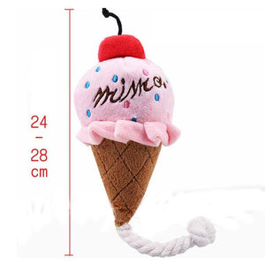 Icecream Stuffed Plush Toy