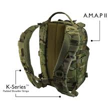 K Series Padded Shoulder Straps