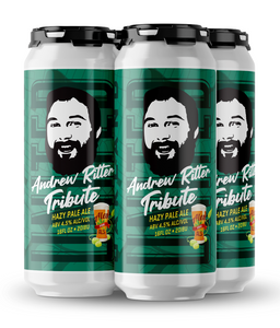 Andrew Ritter Tribute Hazy Pale Ale <p> NEW!