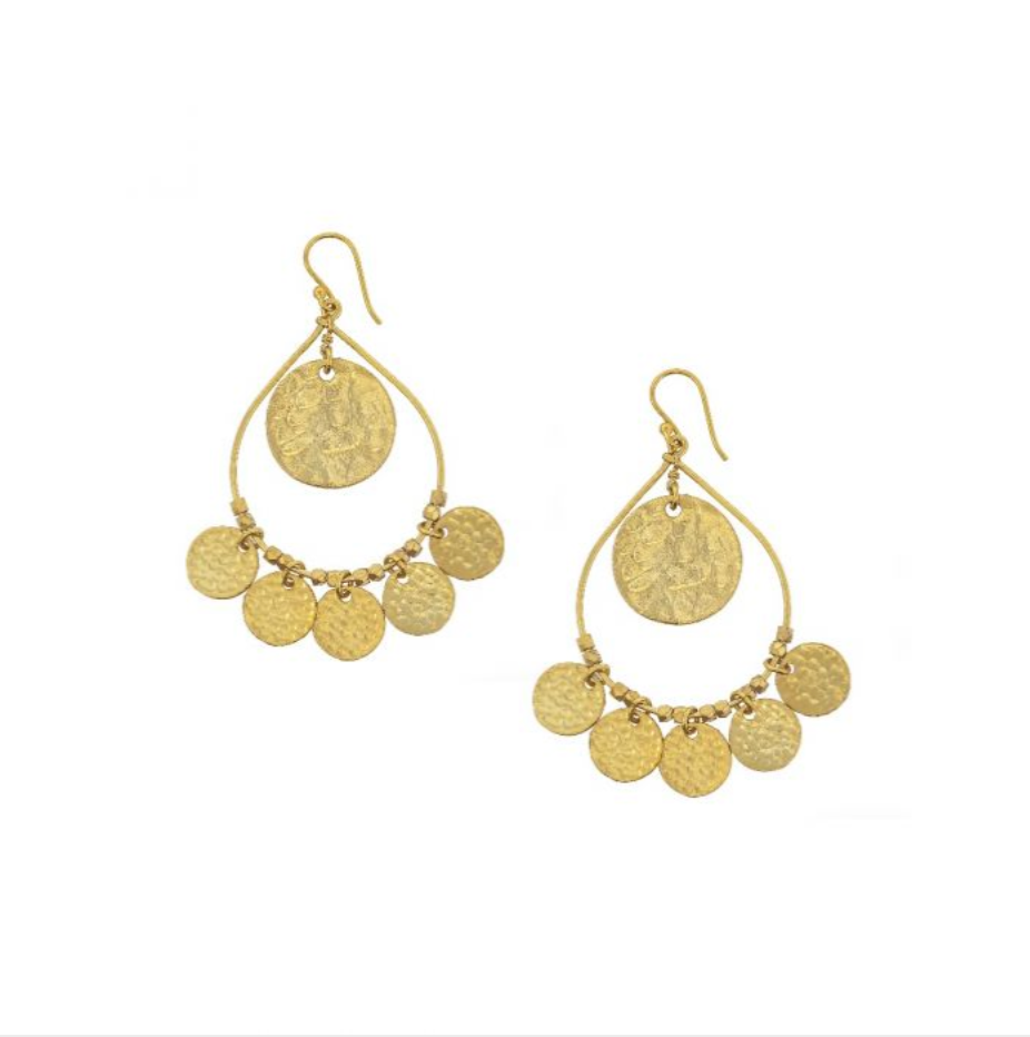 Greek Island Earrings