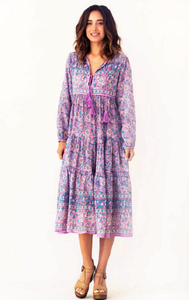Kayla Dress Lavendar