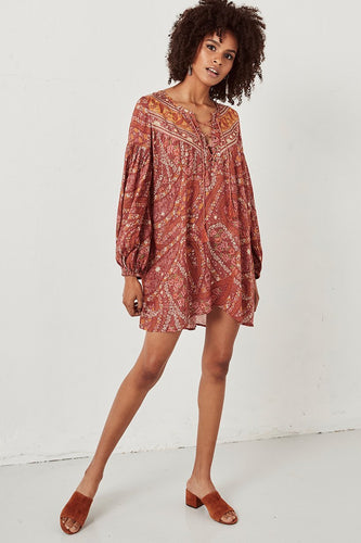 City Lights Tunic Dress