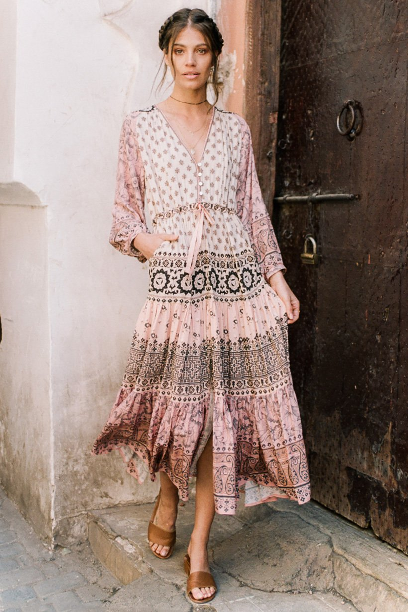 Spell & the Gypsy Collective Lionheart Gown – Island Boutique