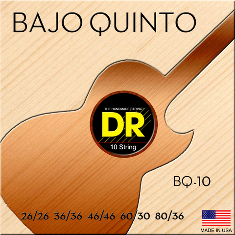 DR Strings - Bajo Strings