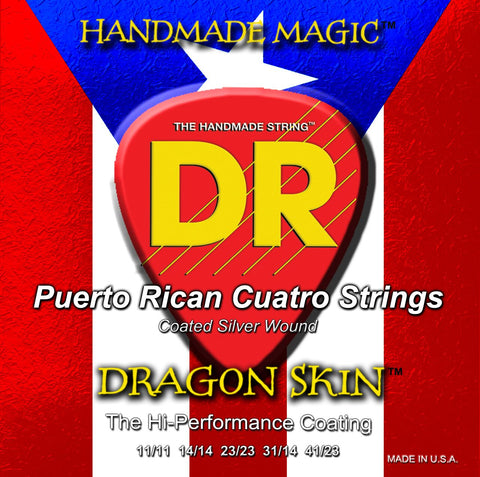 DR Strings - Puerto Rican Cuatro Strings