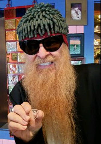 Tradition Lite Ghost Rim - The Pick Billy Gibbons Plays