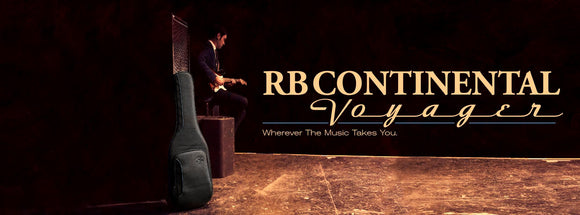 reunion blues, gig bags, best gig bag, continental voyager, rbx, electric guitar, semi hollow guitar, guitar case, bass gig bag, best guitar case,  guitar protection, guitar soft case, gig bag uk, padded guitar bag, what is