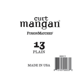 Curt Mangan 13 Plain Ball End Single String - Dynamic Music Distribution