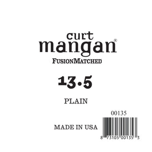 Curt Mangan 13.5 Plain Ball End Single String - Dynamic Music Distribution