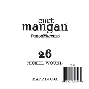 26 Nickel Wound Ball End