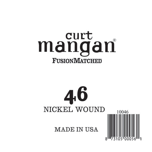 46 Nickel Wound Ball End