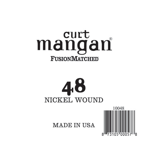 48 Nickel Wound Ball End