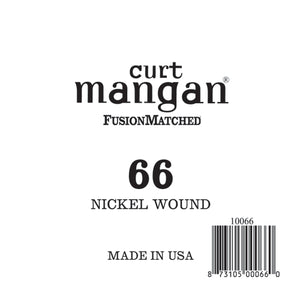 66 Nickel Wound Ball End