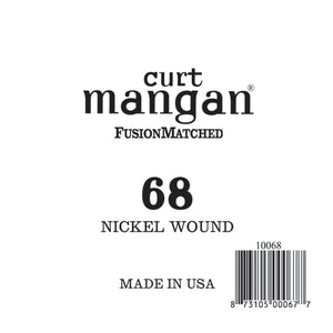 68 Nickel Wound Ball End