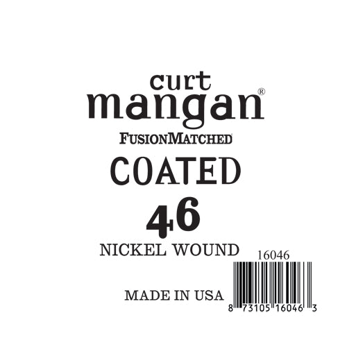 46 Nickel-Plated Steel COATED
