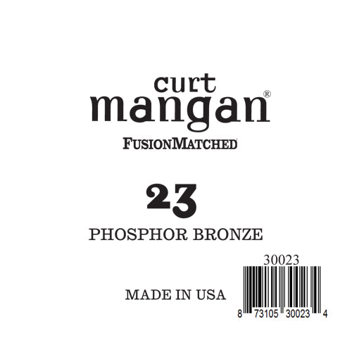 23 Phosphor Bronze
