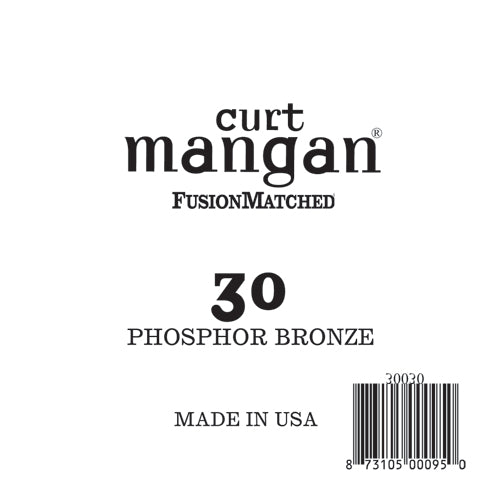 30 PhosPhor Bronze