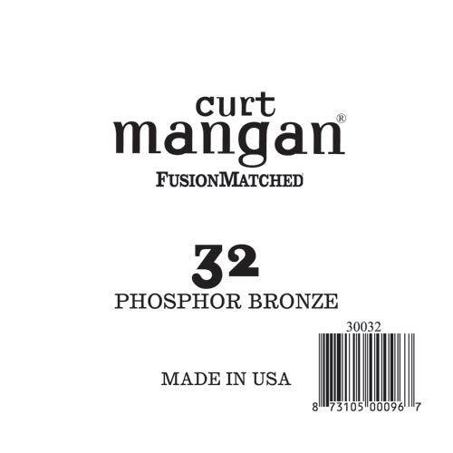 32 PhosPhor Bronze