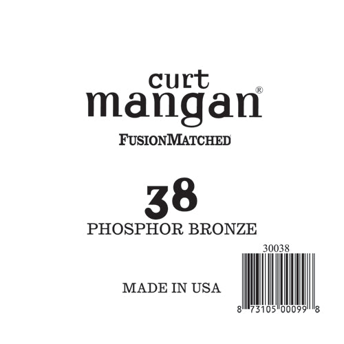 38 PhosPhor Bronze