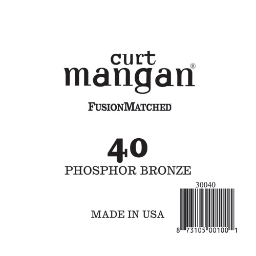40 PhosPhor Bronze