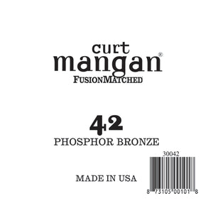 42 PhosPhor Bronze
