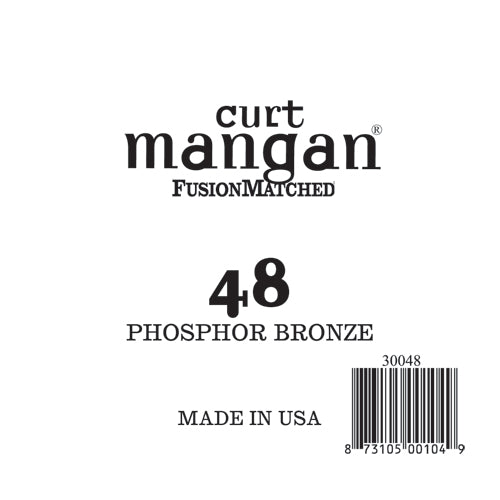 48 PhosPhor Bronze