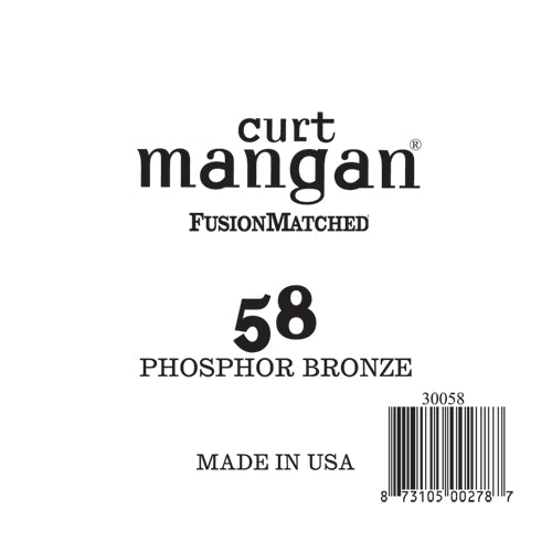 58 PhosPhor Bronze