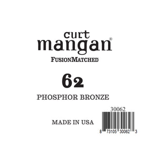 62 PhosPhor Bronze