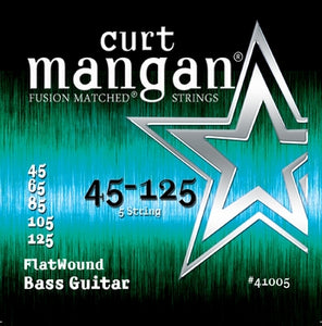 45-125 Flatwound Bass