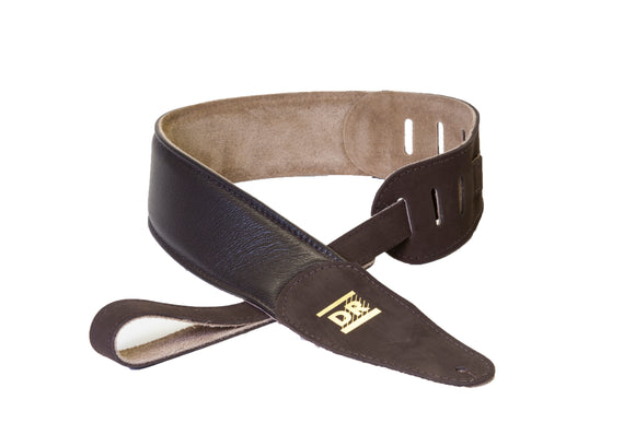 DR Buttersoft Brown Leather Strap - Dynamic Music Distribution