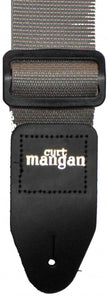 Curt Mangan Silver Poly Strap - Dynamic Music Distribution