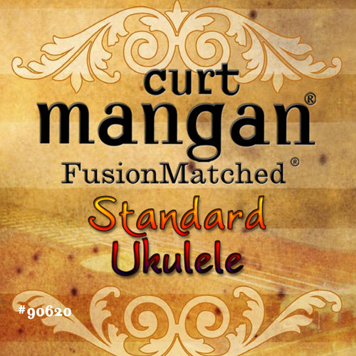 Curt Mangan Standard Ukulele String Set - Dynamic Music Distribution