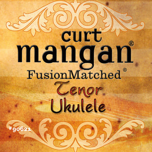 Curt Mangan Tenor Ukulele String Set - Dynamic Music Distribution
