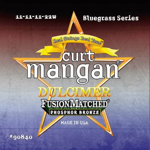 Curt Mangan Dulcimer Phosphor Bronze - Dynamic Music Distribution