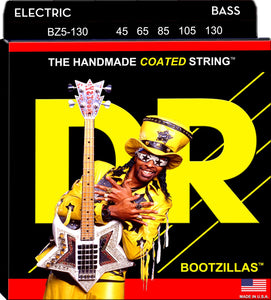 DR Bootzillas Bass Guitar 5Strings 45-130 - Dynamic Music Distribution