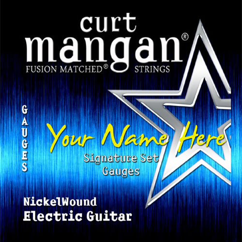 Curt Mangan 12x CS- Nickel wound 8 String - Dynamic Music Distribution