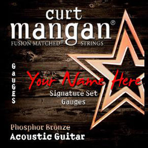 Curt Mangan 12 x CS PhosPhor Bronze 6 String - Dynamic Music Distribution