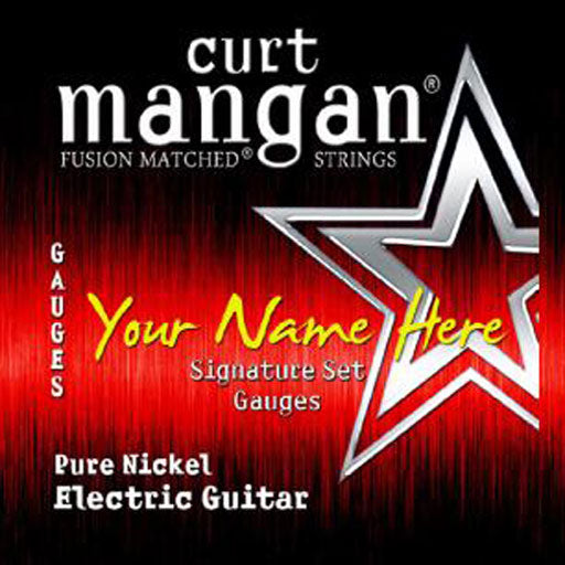 Curt Mangan 12x CS Pure Nickel 6 String - Dynamic Music Distribution