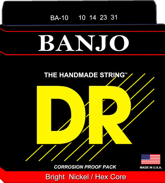DR Banjo 5Strings 10-12-15-23-10 - Dynamic Music Distribution